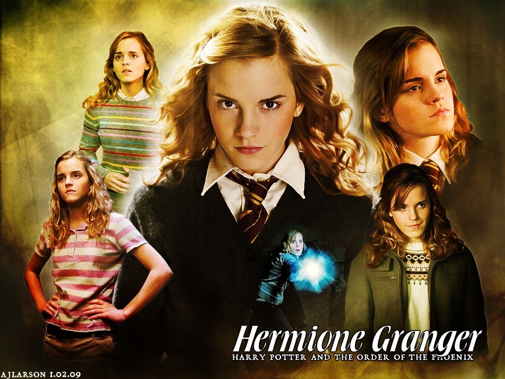 Hermione wallpapers hermione granger wallpaper 7823429 - Harry potter hermione granger real name ...