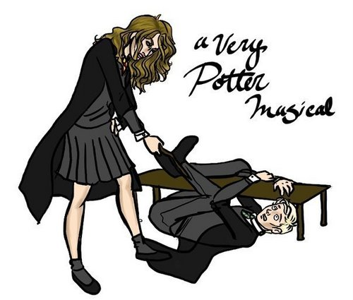 Hermione's Scary