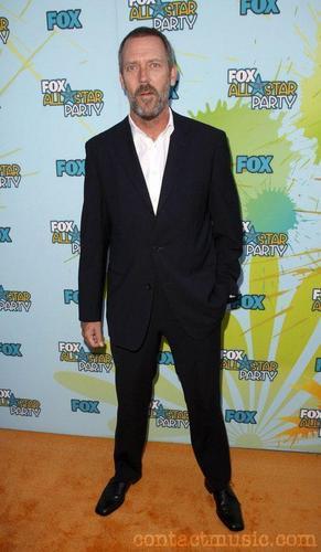 Hugh@fox all stars party