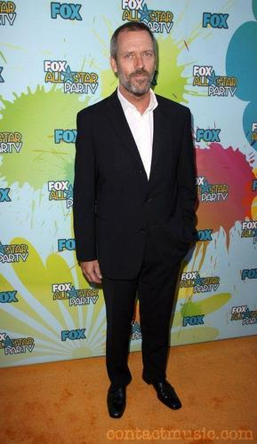 Hugh@fox all stars party