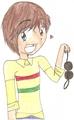 I still has yo' bra. - total-drama-island fan art