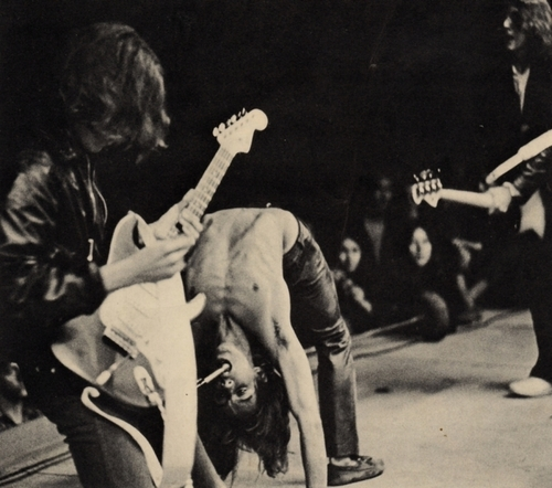 Iggy + the Stooges