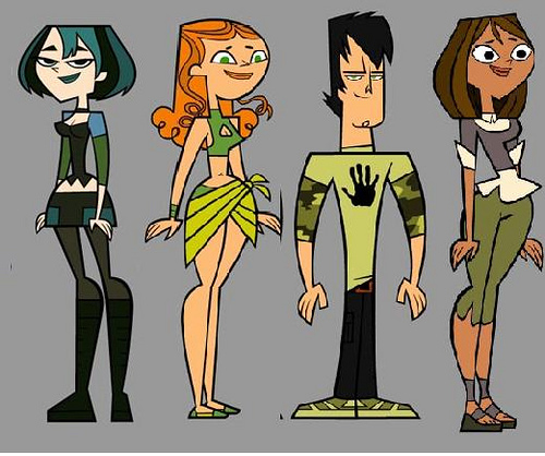 Total Drama Island wallpaper with anime entitled Izzy