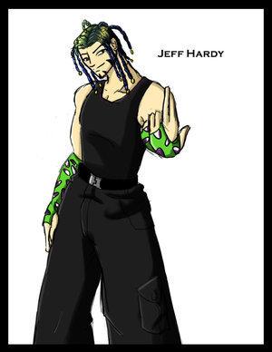 JEFF HARDY 4EVER
