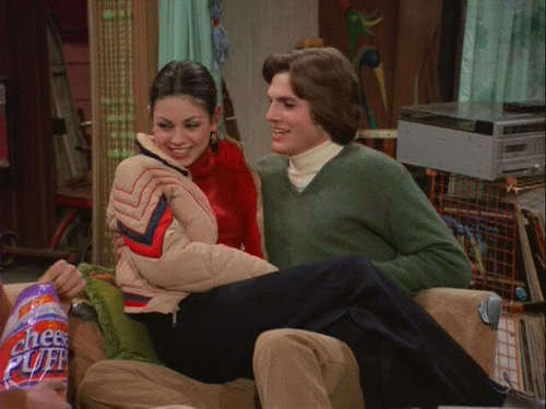 Jackie & Kelso - jackie-and-kelso Photo