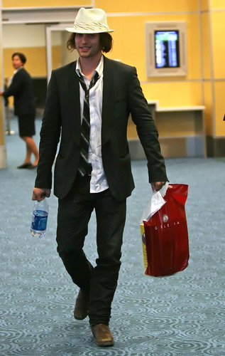 Jackson Rathbone in Vancouver. HQ