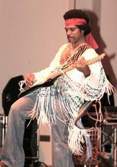 Jimi Taylor looks like Jimi Hendrix