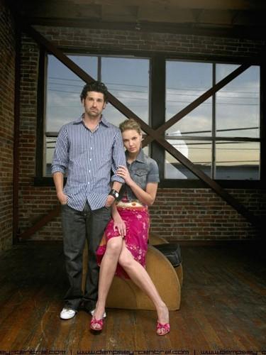 Katherine and Patrick