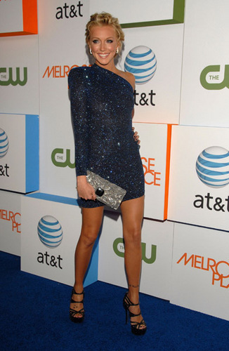 Katie Cassidy @ Melrose Place Los Angeles Premiere Party