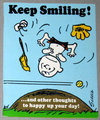 continue sorrindo