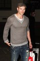 Kellan Lutz Attends Fashion Show in Hollywood - twilight-series photo