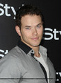 Kellan Lutz in the InStyle Magazine's Summer Soiree (20th august) - twilight-series photo