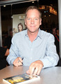 Kiefer & gang at the '09 Comic Con