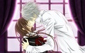 kiss Yuuki and Zero