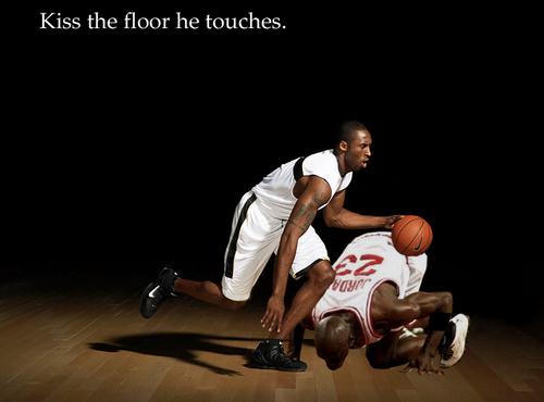 Kobe>MJ