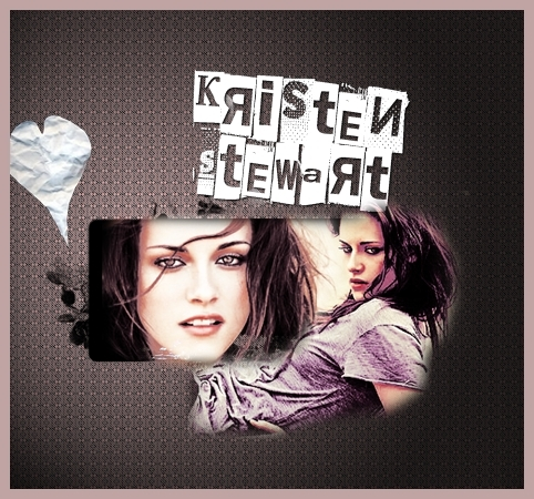 Twilight-Serie Hintergrund possibly with a sign titled Kristen Stewart