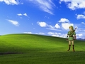 Link in bliss - the-legend-of-zelda wallpaper