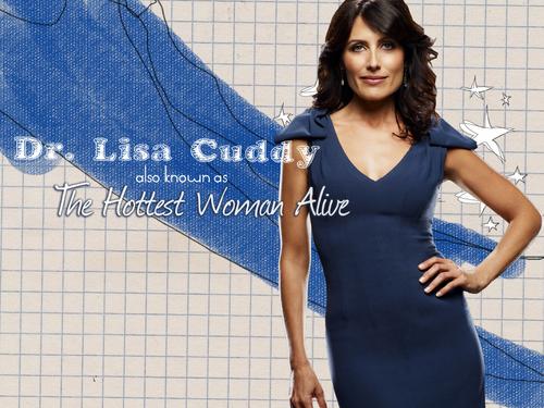 Lisa Cuddy वॉलपेपर