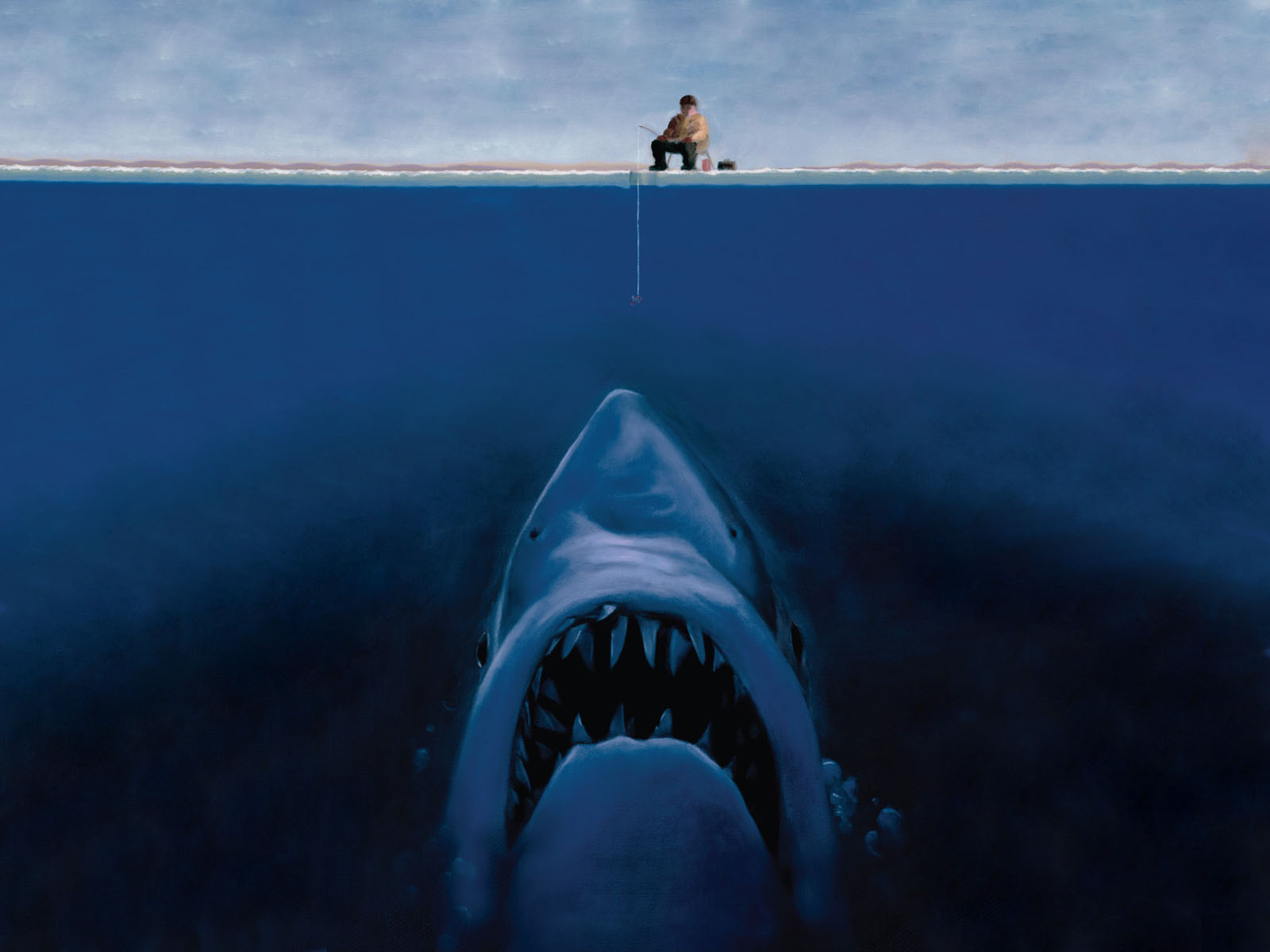 jaws background John williams was born in new york city on february 8, 1932 williams—who studied at juilliard—worked as a jazz pianist and studio musician before starting to compose for television and film.