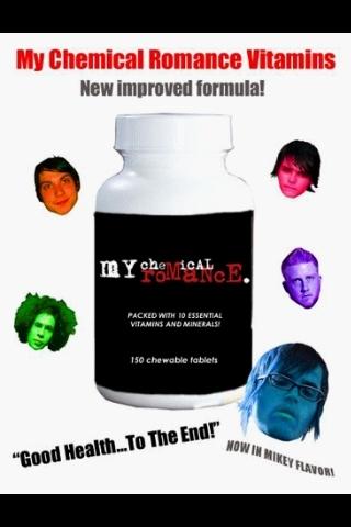 MCR vitamins!!!