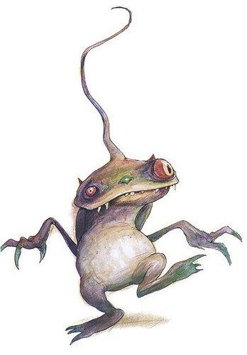 Magical Creatures - Bryan Froud