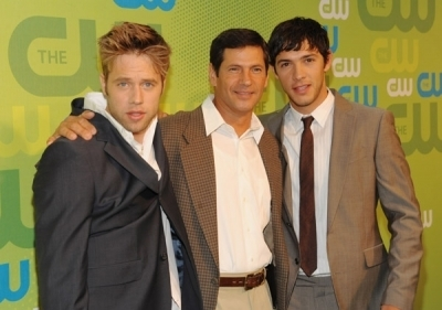 Michael @ CW Network's 2009 Upfront Party