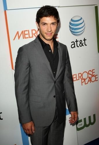 Michael @ Melrose Place Los Angeles Premiere Party, August 22
