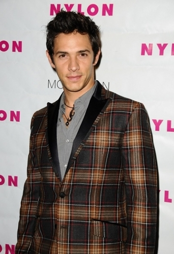 Michael @ Nylon Magazine's 2009 TV Issue Launch Party, august 24