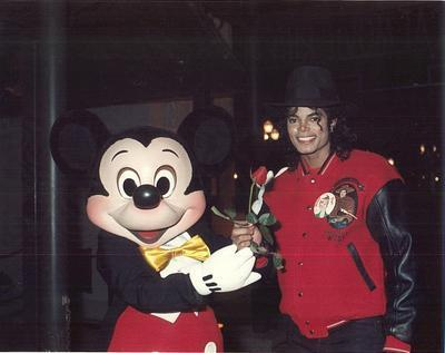 Mickey and Michael