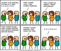 Moar Comics for your soul - cyanide-and-happiness photo
