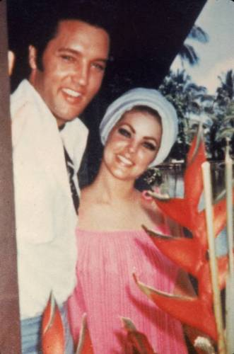 Mr & Mrs Presley