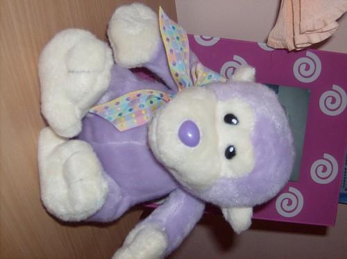 My Purple Monkey<3XDD