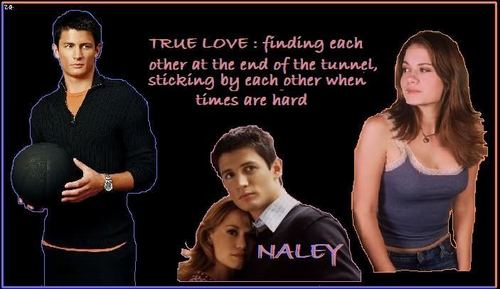 Naley(南森和海莉) <3