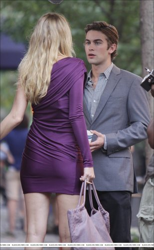 Nate Archibald wallpaper entitled Nate/Serena