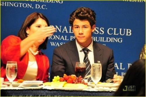 National Press Club Luncheon