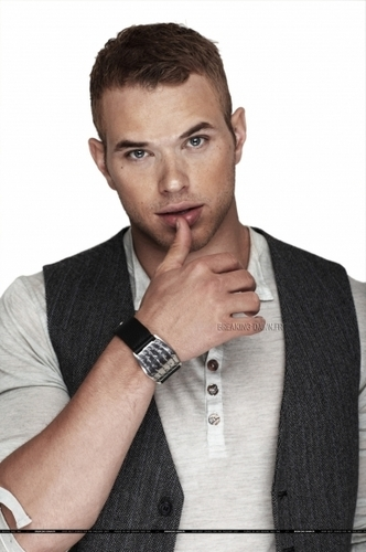New Kellan Photoshoot!