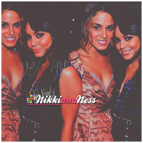 Nikki and Ness