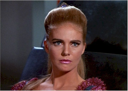 Odona-''The mark of Gideon'' - star-trek-women Photo