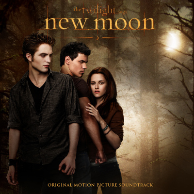 Official New Moon Soundtrack Cover
