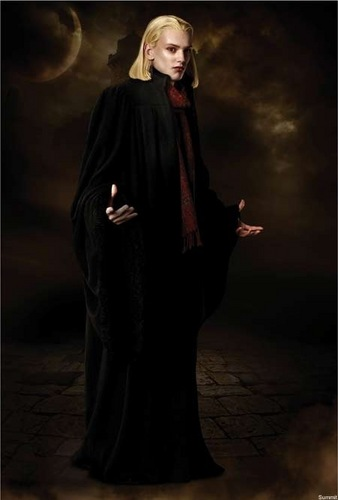 Official Promo Still: Jamie Campbell Power as Caius