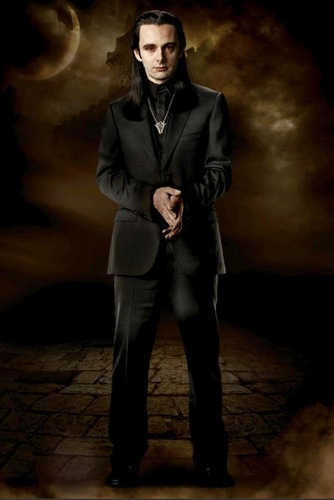 Official Promo Still: Michael Sheen as Aro