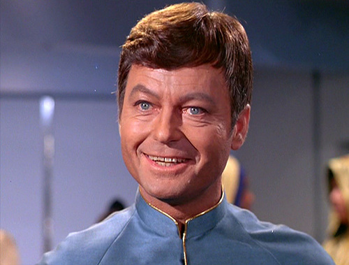 Our beloved Deforest Kelley