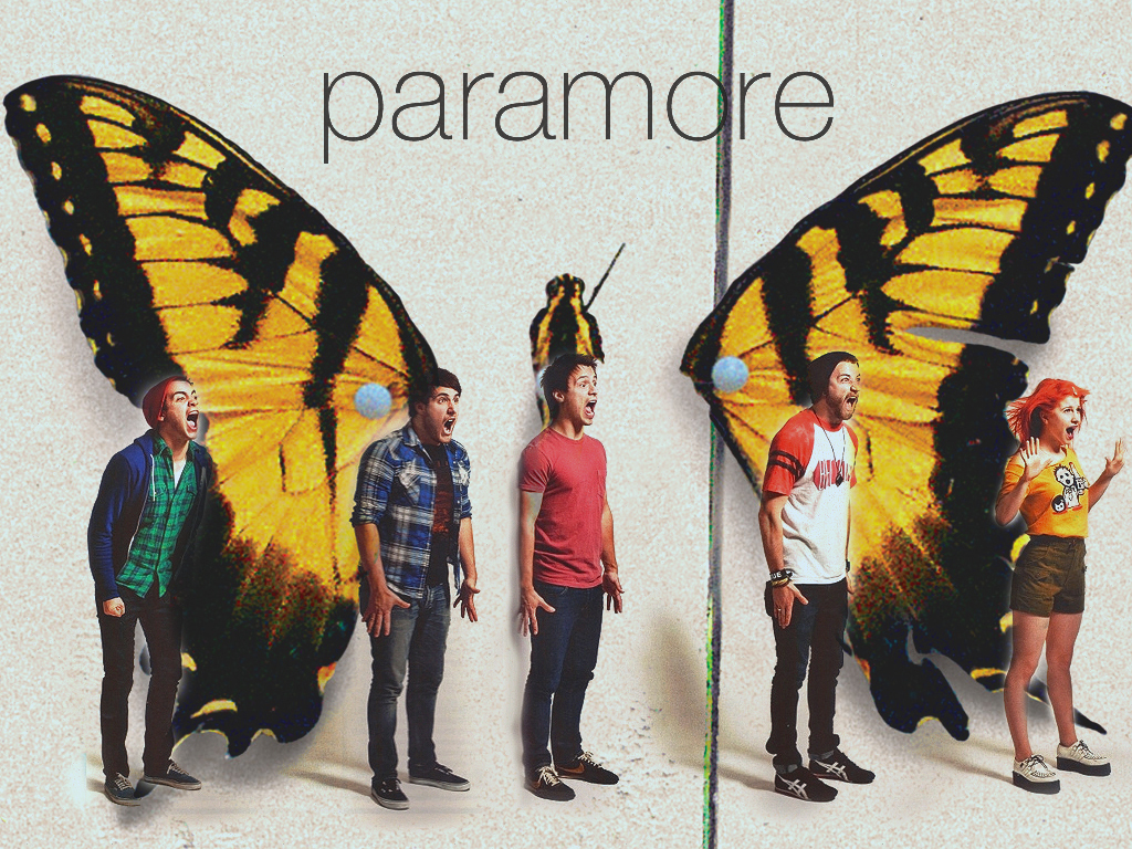 Paramore Brand New Eyes Wallpaper 7821772 Fanpop