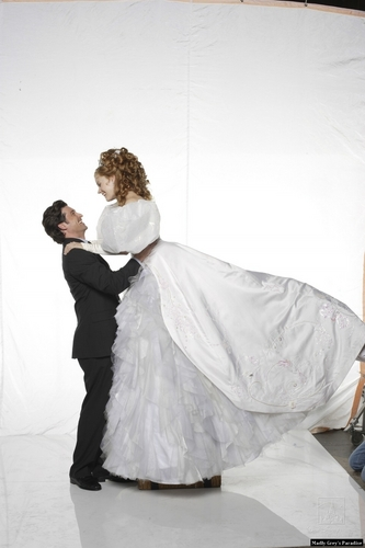 Patrick Dempsey- Enchanted Photoshoot