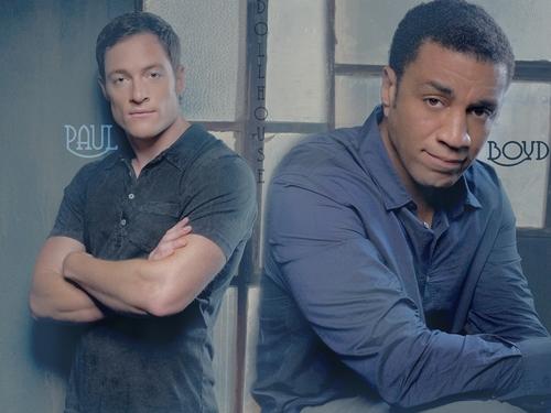 Paul and Boyd