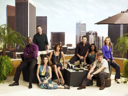 Private Practice- Season 3- Cast Promotional picha