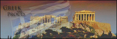 Proud to be Greek !