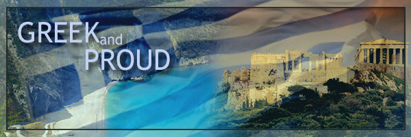 Proud to be Greek!