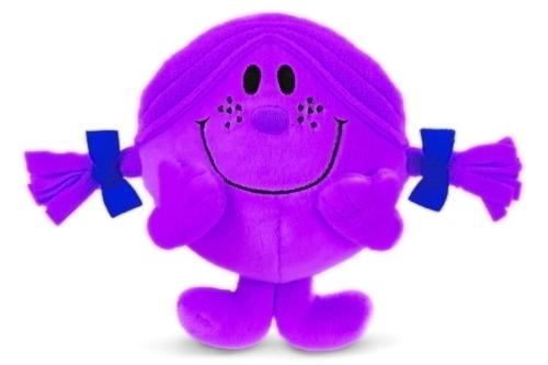 Purple Little Miss Sunshine