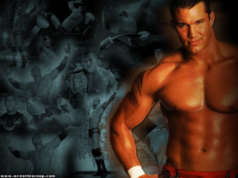 randy orton tattoo. WWE RAW Manu Randy Orton
